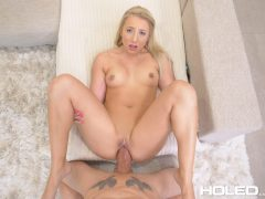 Holed - Plugged And Facialed